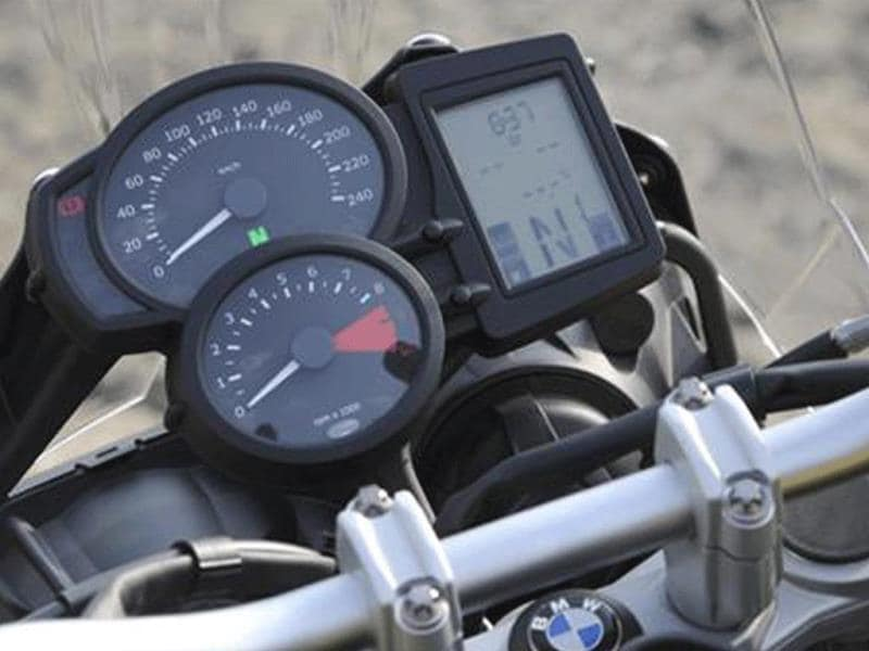 BMW F650 GS review, test ride