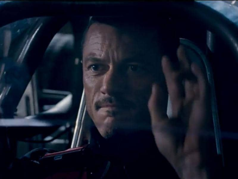Luke Evans in a still from the much anticipated movie