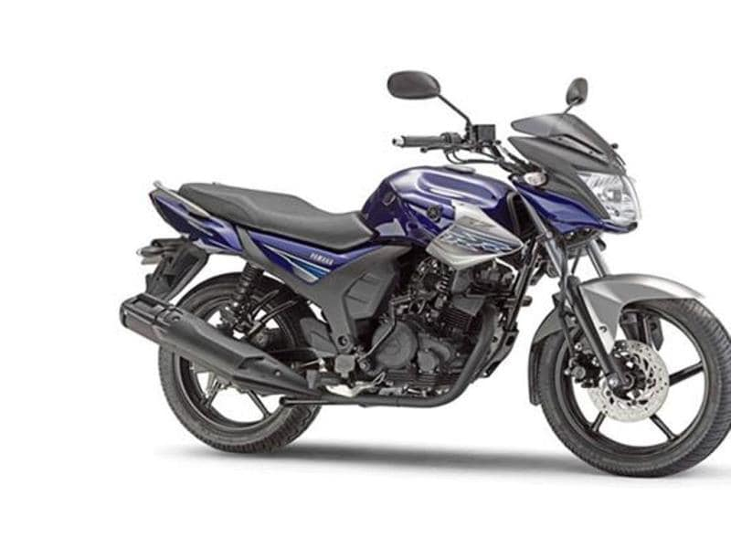 Yamaha launches Ray Z and SZ-RR