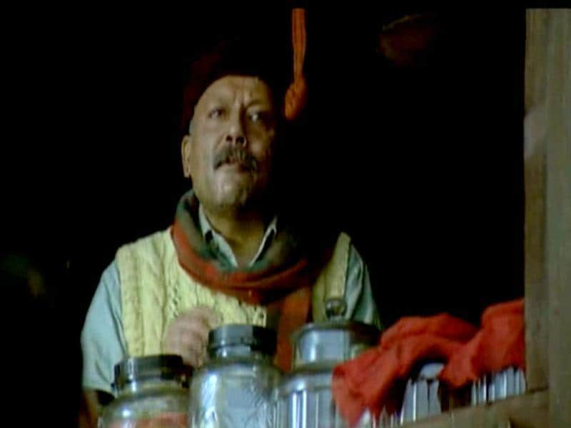 Based on Ruskin Bond's short story Pankaj Kapoor in Blue Umbrella plays a shrewd shopkeeper. The movie was awarded Best Children's Film in 2007.