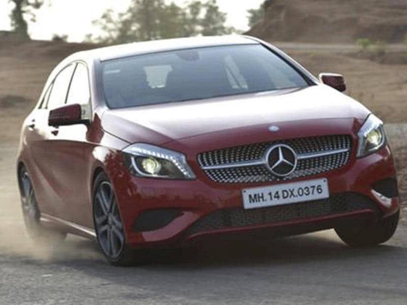 Mercedes A-Class India review, test drive and video