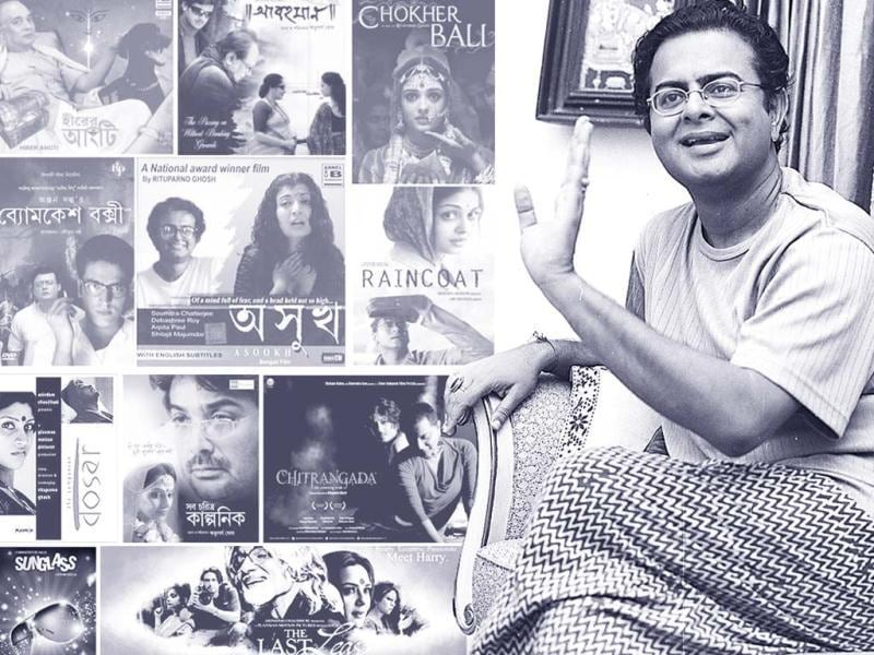 Born on August 31, 1963 Rituparno Ghosh was a Bengali film director. His cinema is cherished by both film lovers and scholars. The visionary filmmaker passed away on Thursday morning after suffering a heart attack at his residence in Kolkata. We take a look at Rituparno Ghosh's career through his award winning movies.