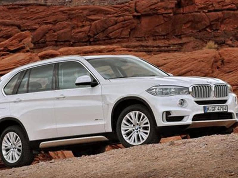 New 2014 BMW X5 revealed