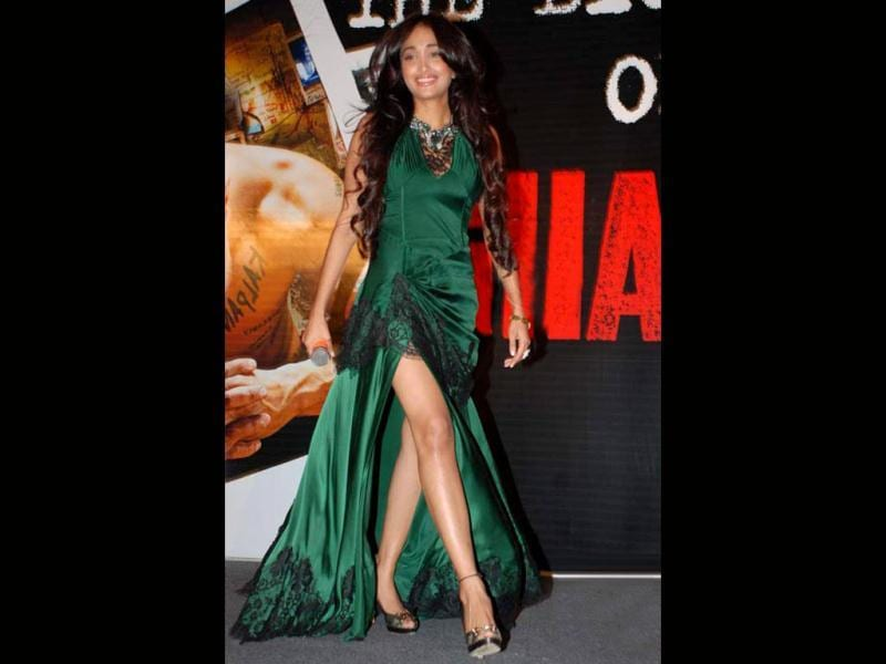 Jiah Khan was known for her fashionably forward ways.