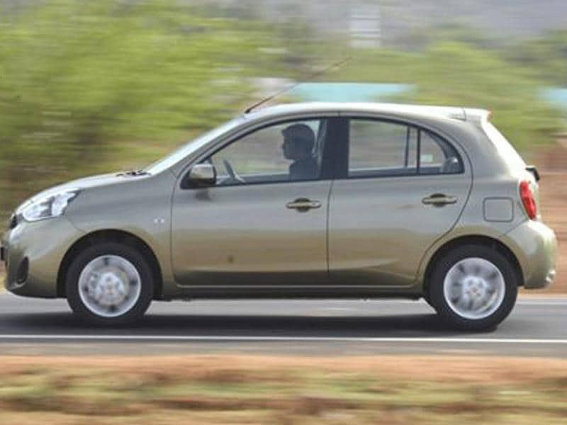 Nissan Micra facelift CVT review, test drive