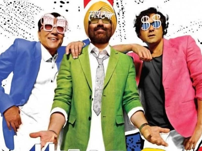 Dharmendra starrer Yamla Pagla Deewana 2 releases today! The film is a sequel to the 2011 hit.