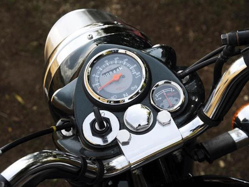 Royal Enfield Bullet 500 photo gallery
