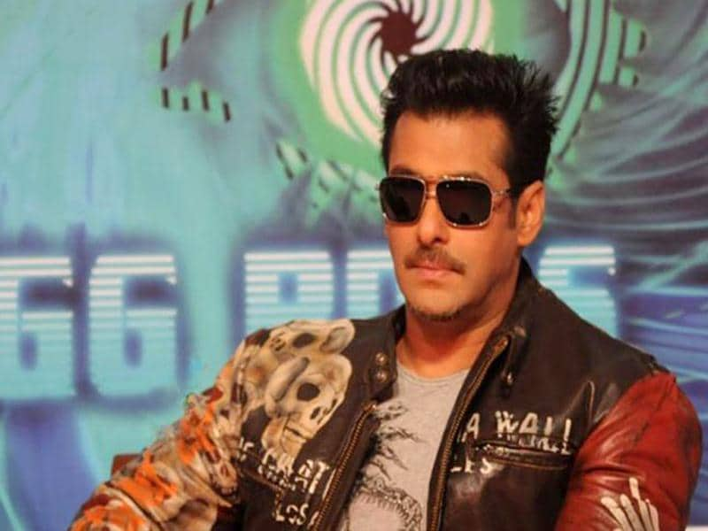Salman was a popular host for the show Bigg Boss
