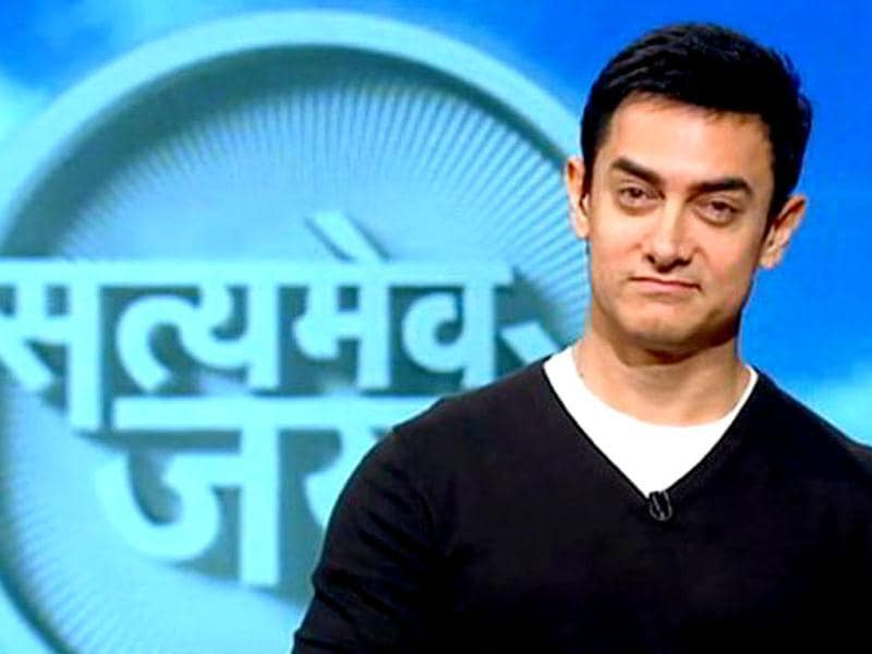 Aamir Khan's popularity continues to soar with Satyamev Jayate