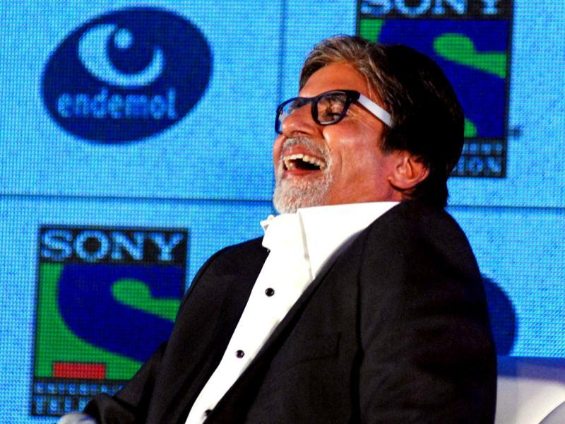 Amitabh Bachchan is on a roll with a new TV serial directed by Anurag Kashyap in the offing