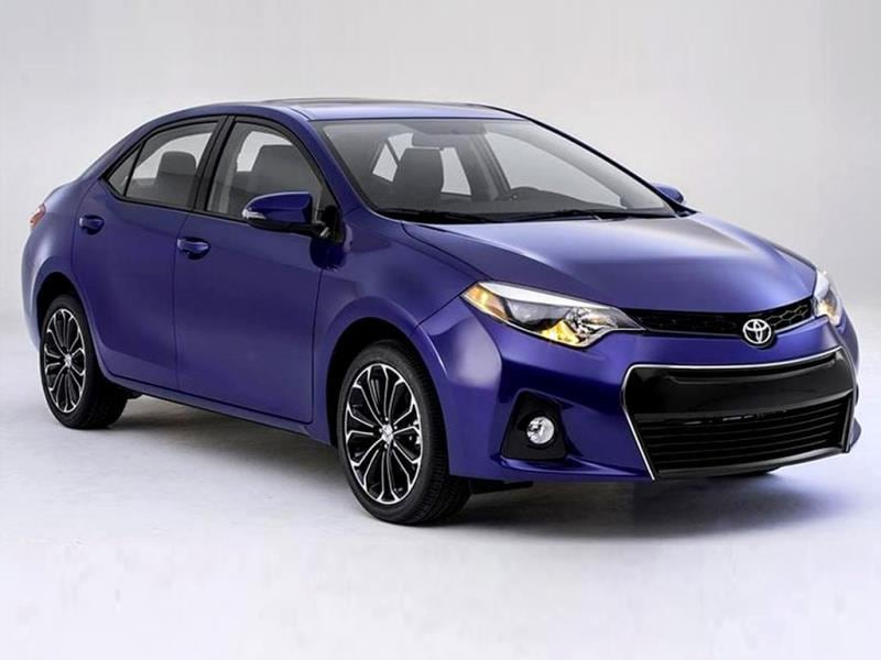 New 2014 Toyota Corolla photo gallery