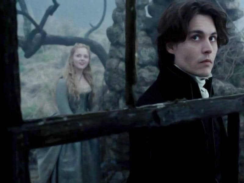 What you lookin' at, Johnny? (Sleepy Hollow - 1999)