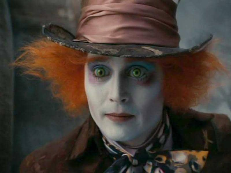 Johnny in Wonderland! (Alice in Wonderland - 2010)