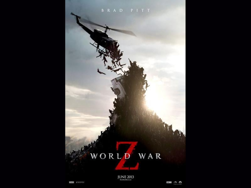World War Z has been directed by Marc Forster.