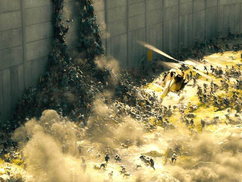 The graphics and special effects seem to be the best assets of World War Z.