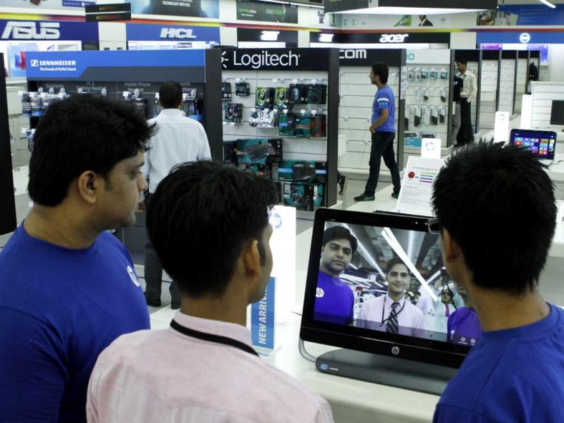 India's first 24X7 hours Electronics & IT retail hub