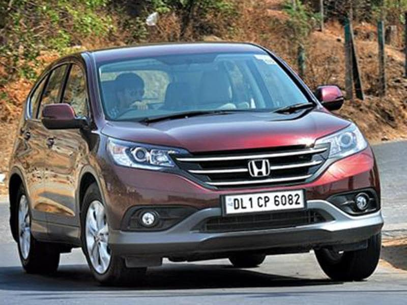 New 2013 Honda CR-V 2.0 review, test drive