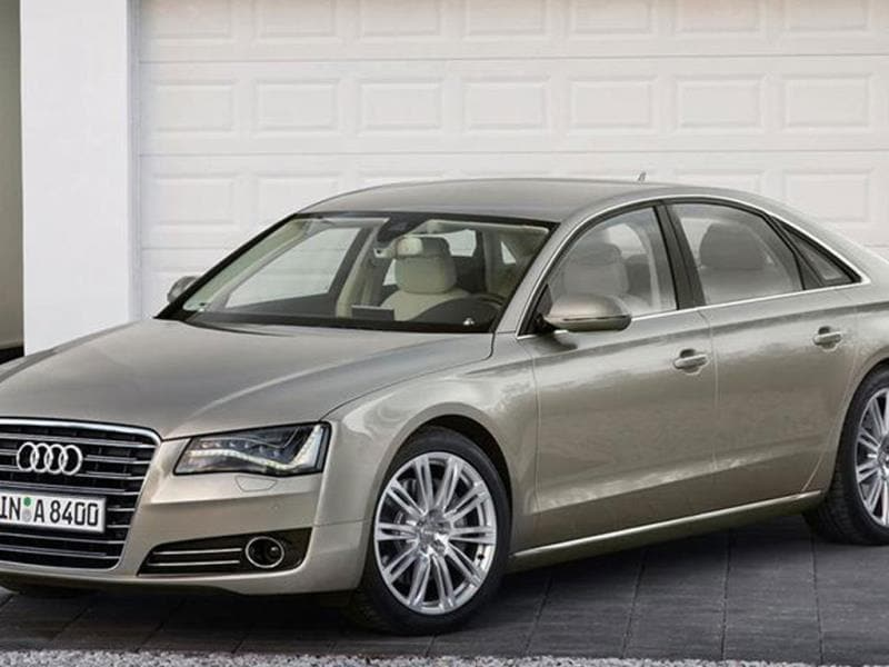 Audi will showcase the mid-cycle update of the A8 saloon at the Frankfurt Motor Show.