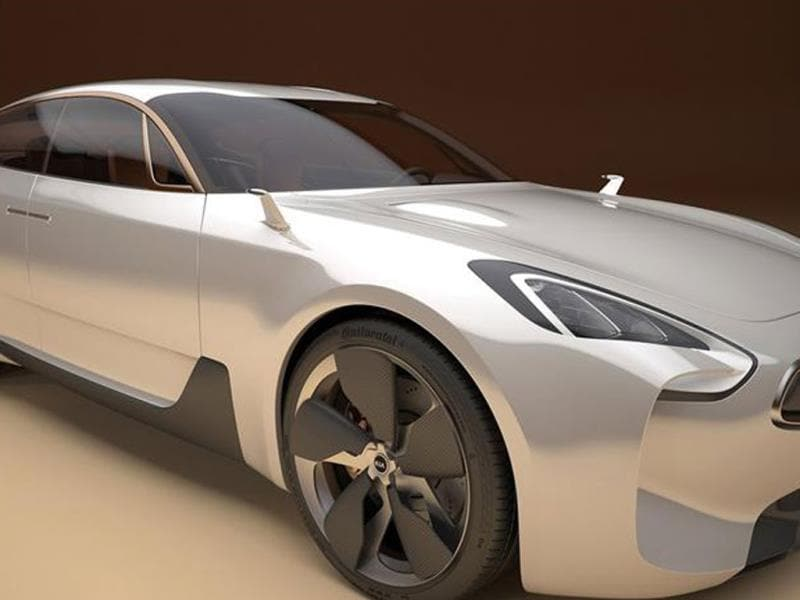 Korean carmaker Kia will display updated and production versions of the GT and Provo Concept.