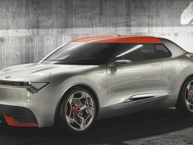 The Kia Provo's production version will be squarely aimed at the Mini.
