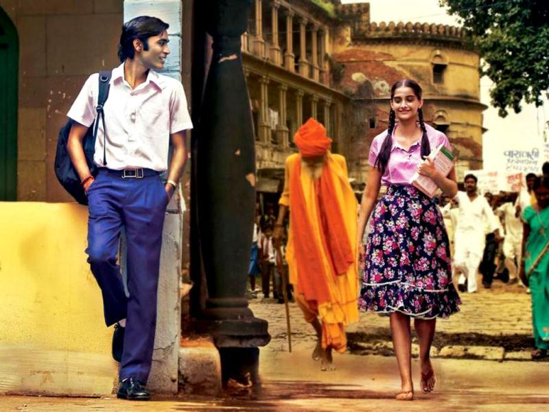 Why this Kolaveri, Dhanush? He is playing the role of a Benarasi boy opposite Sonam Kapoor in Raanjhanaa