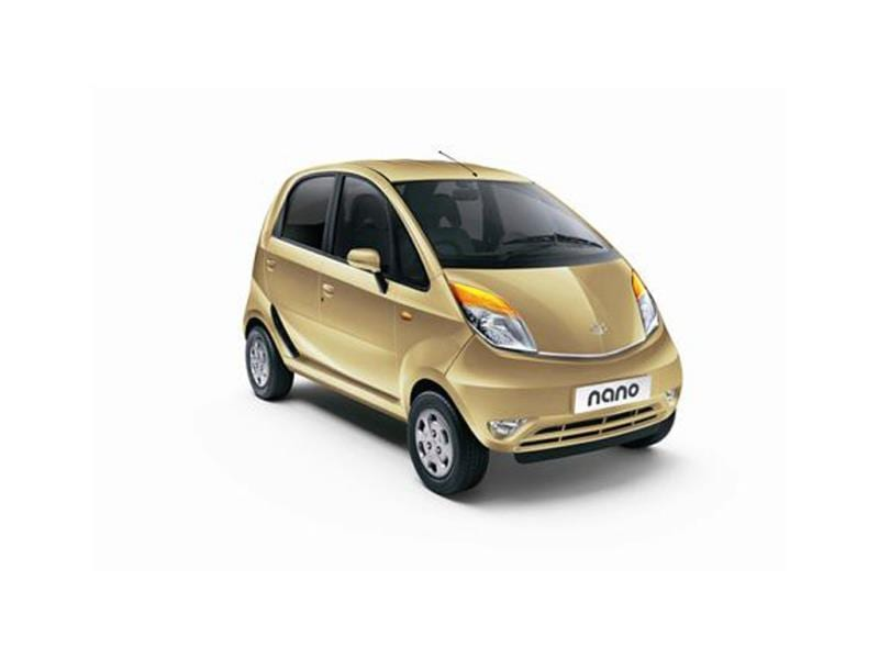 Tata launches Nano CNG and updates five other models