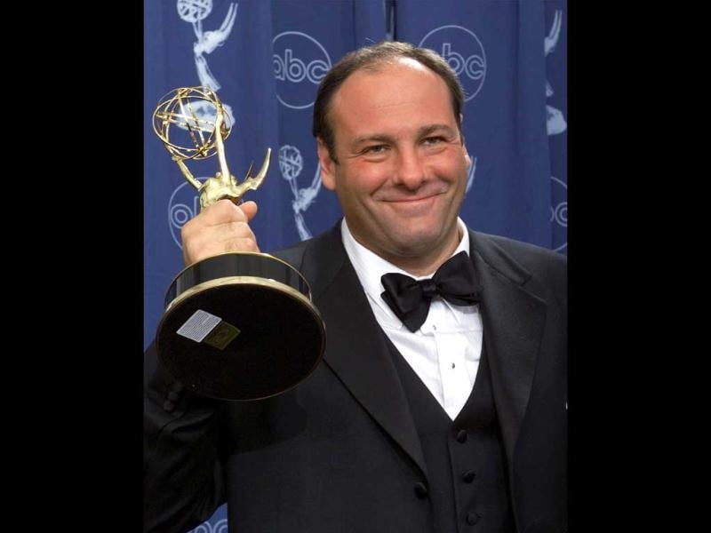 File photo of actor James Gandolfini who died at 51 in Italy. (AP Photo)
