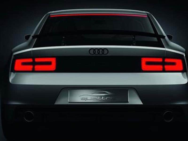 Audi Quattro coupe to return next year