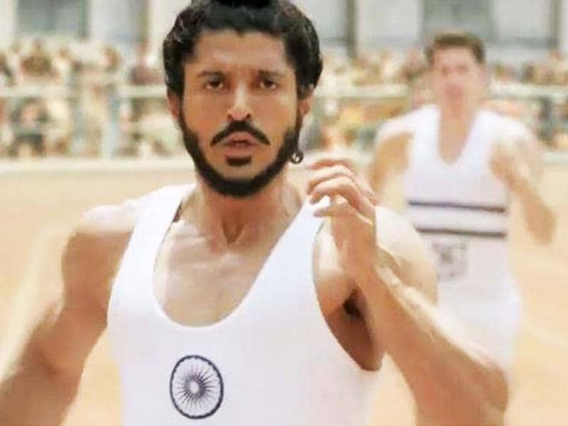 Farhan worked closely with Flying Sikh - Milkha Singh to prepare for the film Bhaag Milkha Bhaag.