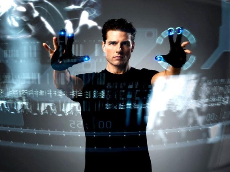 Tech flick Minority Report