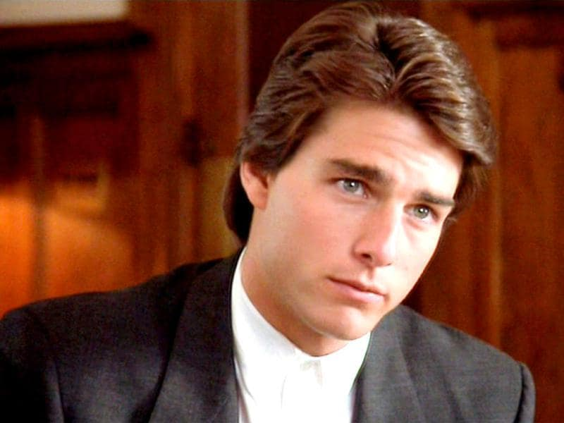 Rain Man Cruise. It's July 3 and Tom Cruise's birthday. Here are some stills from his best films.