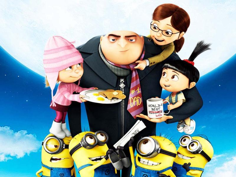 If you've been missing Gru and the minions in action, we have good news for you as they are returning to entertain! Check out the stills from Despicable Me 2 with most old and some new characters.