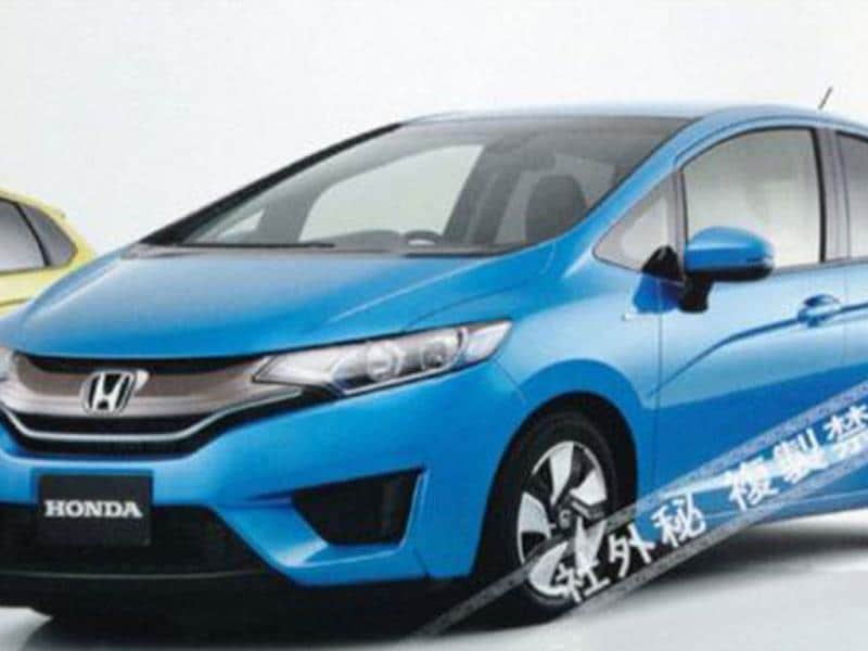 All-new Honda Jazz in 2014