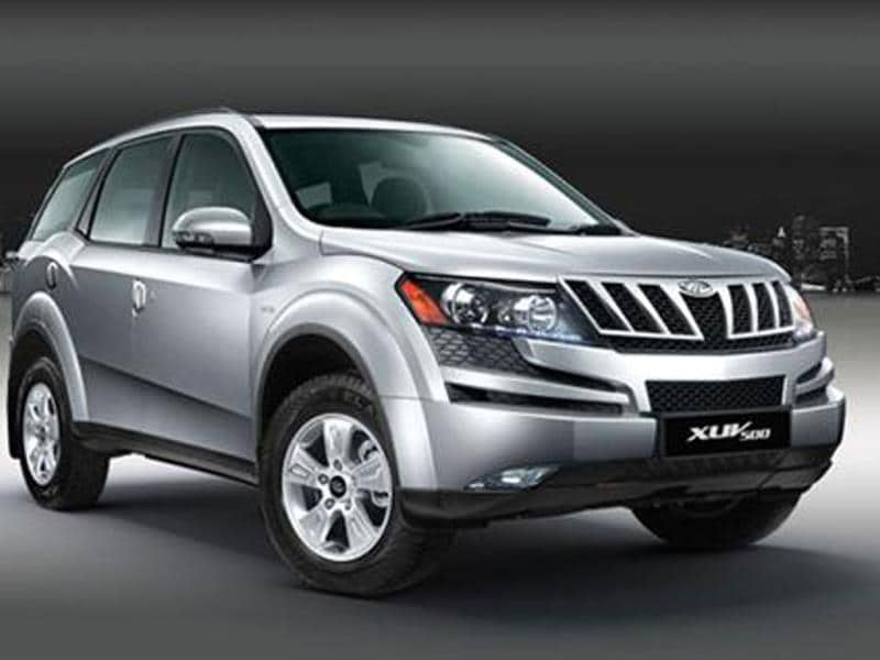 Mahindra 'lowers' XUV500 to ditch SUV tax