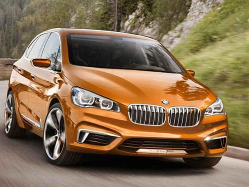 BMW Concept Active Tourer Outdoor photo gallery