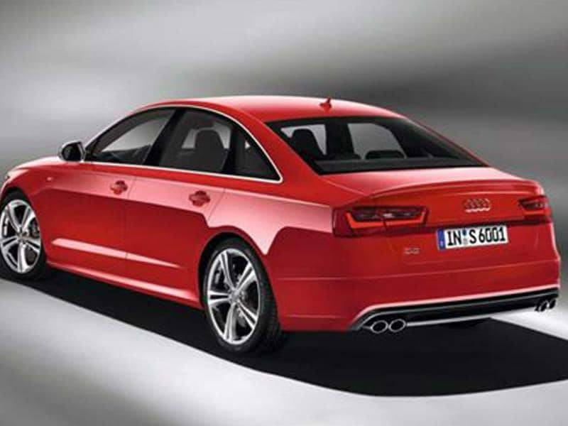 Audi S6 saloon is the second offering from the Audi S stable after the S4.