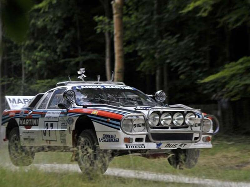 Goodwood Festival of Speed 2013 photo gallery