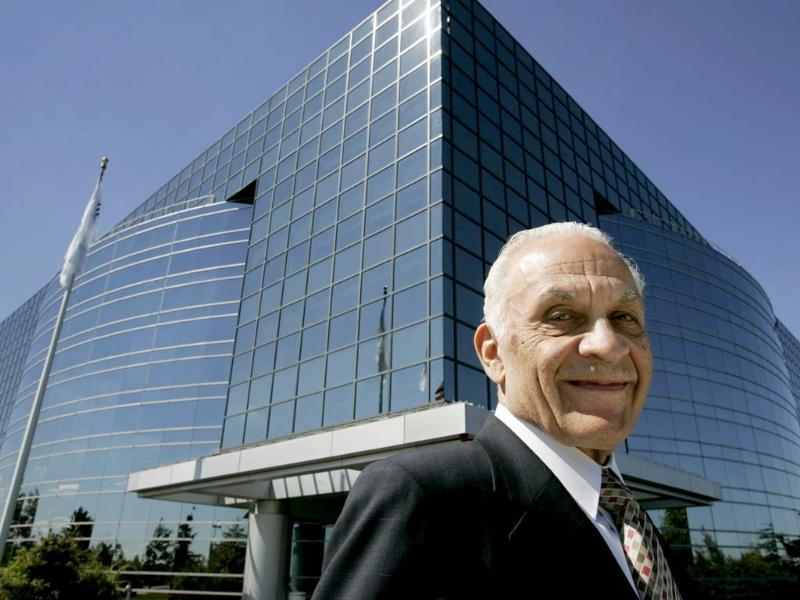 File photo of Amar Bose, founder and chairman of Bose Corp., the audio technology company. The company announced on Friday, July 12, 2013, that Bose has died. He was 83. (AP Photo/Steven Senne)