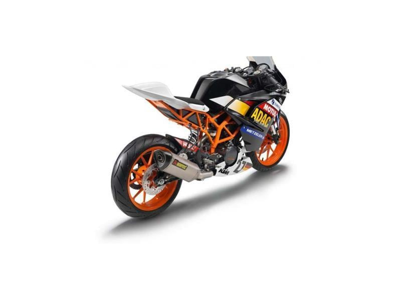 KTM RC390 Cup race bike photo gallery