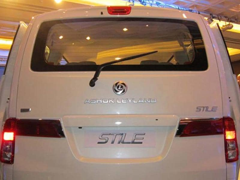 Ashok Leyland Stile photo gallery