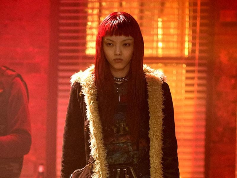 Japanese actress Rila Fukushima plays a pivotal role in the film too.