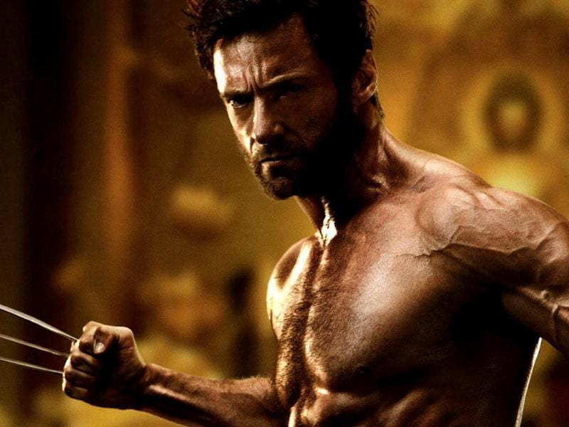 Hugh Jackman reprises his role as the aggressive and restless Logan/Wolverine in the film.