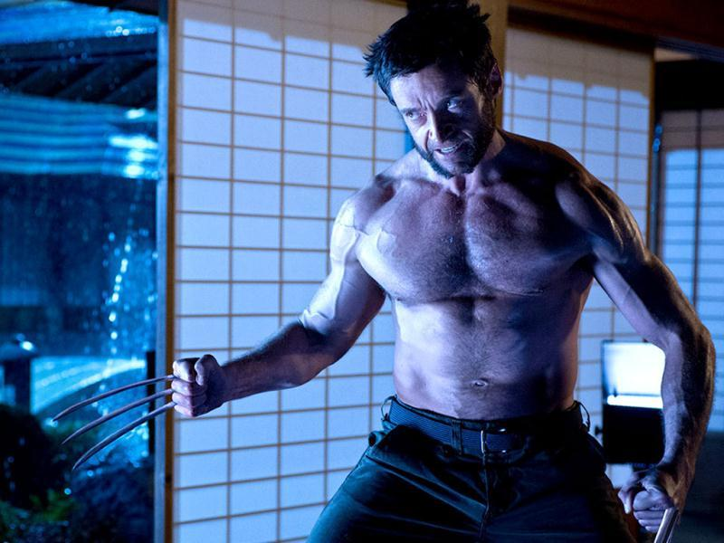 Steel yourselves or rather 'adamantiate' yourselves as the clawed X-Man is back. Hugh Jackman-starrer The Wolverine shows new shades and new characters. Take a look.