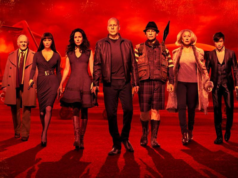 Red 2 is the high-octane action-comedy sequel to the worldwide sleeper hit. The film is about retired black-ops CIA agent Frank Moses (Bruce Willis) reunites his unlikely team of elite operatives for a global quest to track down a missing, next-generation lethal device that can change the balance of world power.
