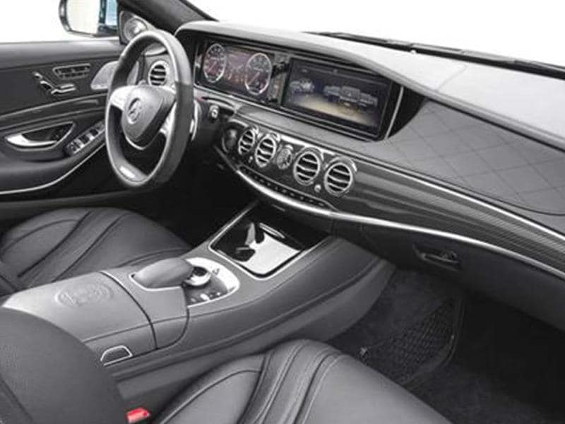 New 2014 Mercedes S-class review, test drive