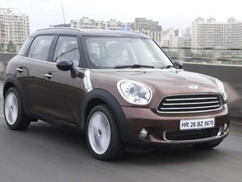 New 2013 Mini Countryman Diesel review, test drive