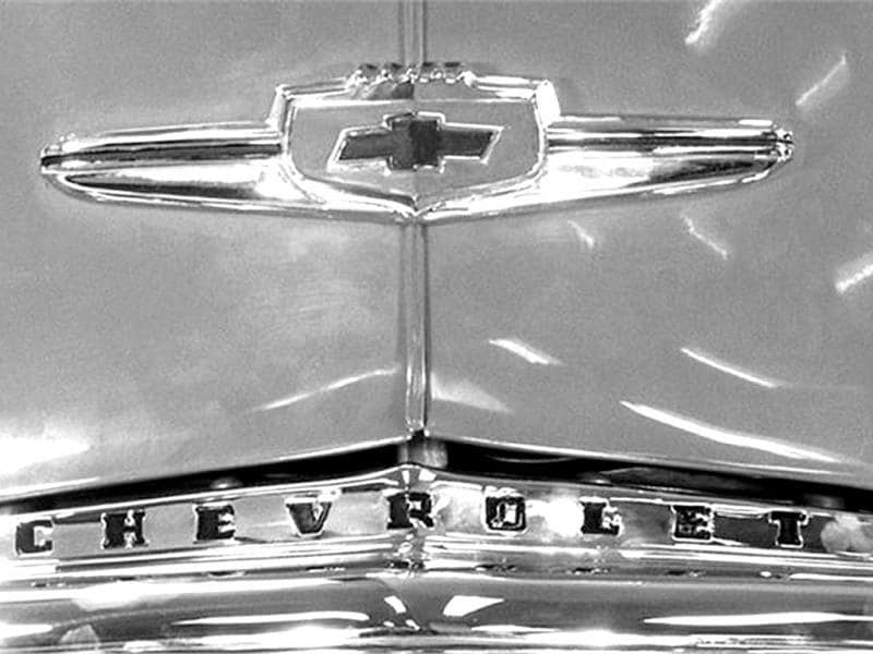 Over 215 million cars have worn Chevrolet's 'bowtie' logo since 1913, but its origins are still not precisely known