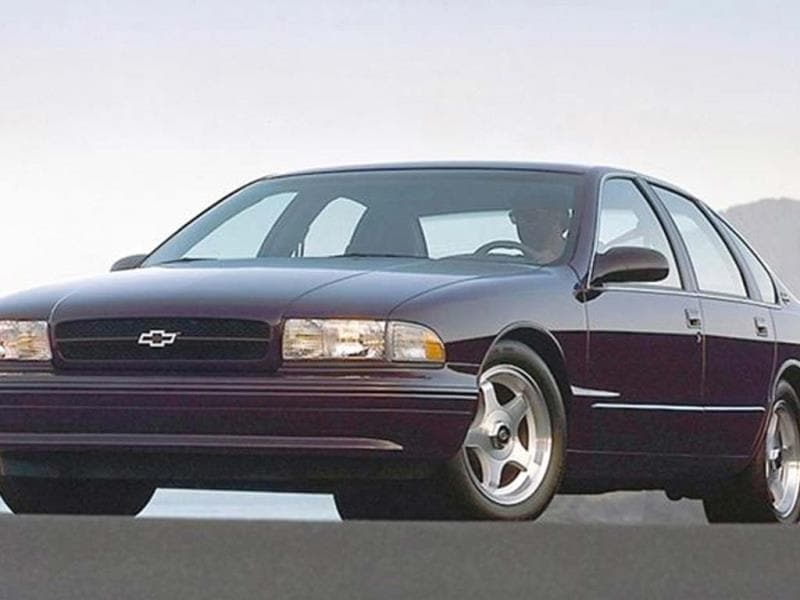 The Impala, too, keeps going with this model from 1994