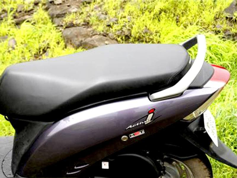New Honda Activa i review, test ride