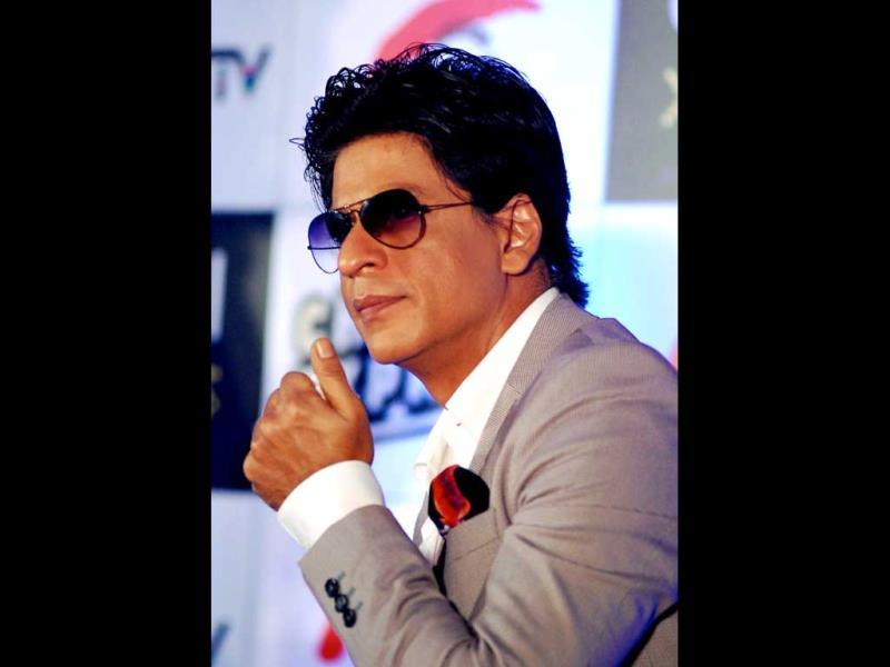 SRK ponders over the success of Chennai Express?